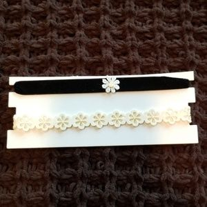 Jewelry - 5/$25...2 for 1 chokers